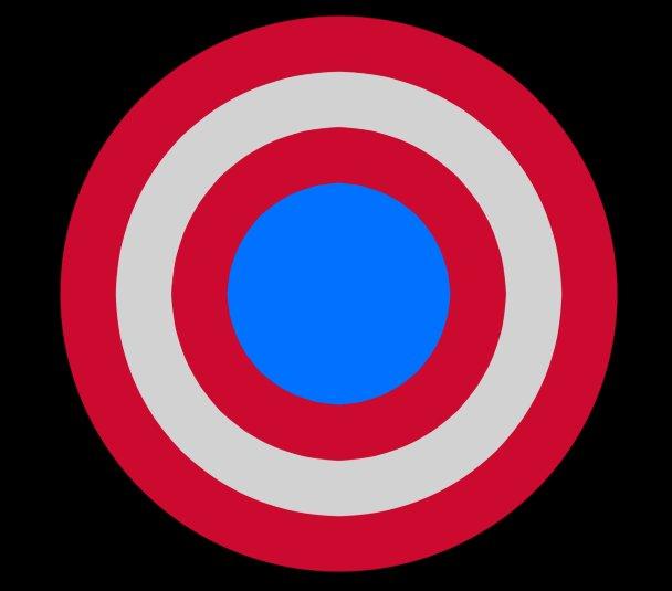 Scudo Di Capitan America Il Sito Dell Opendesign