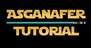 Creare una scritta in stile Star Wars