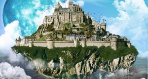 Fotomanipolazione: disegnamo un castello volante [PARTE 2]