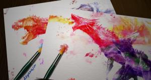 Watercolor effect [Parte 1]