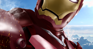 IronMan sketch & Draw [Part 1]